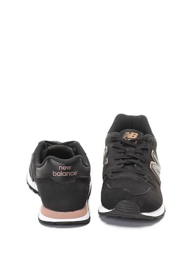 New Balance Pantofi de piele ecologica 500 Femei