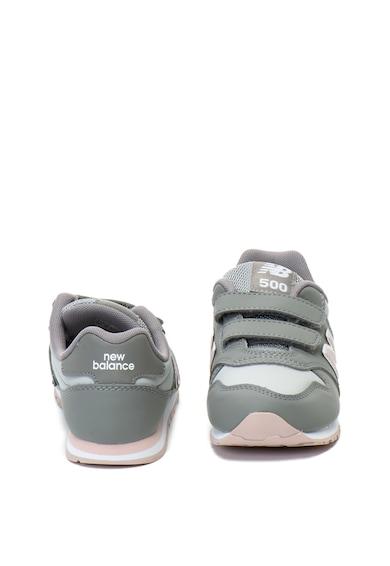 New Balance 500 tépőzáras műbőr sneakers cipő Lány