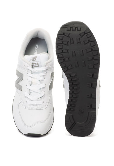 574 bőr sneakers cipő - New Balance (ML574LPW) a065745cd9