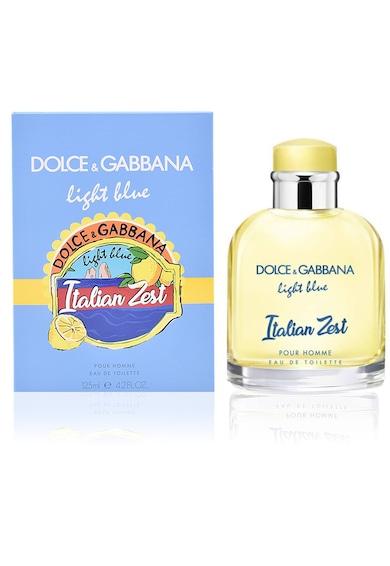 Dolce & Gabbana Apa de Toaleta  Light Blue Italian Zest, Barbati, 125 ml Barbati