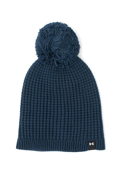 Under Armour Плетена шапка с помпон Жени