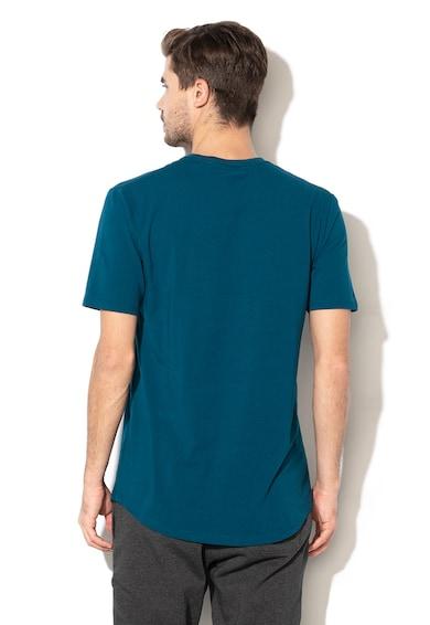 Under Armour Тениска за фитнес с текстова щампа Мъже