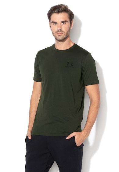 Under Armour Тениска за фитнес, със свободна кройка 2 Мъже