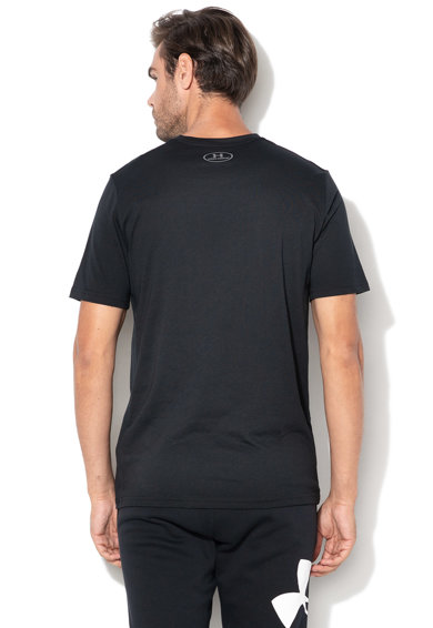 Under Armour Фитнес тениска с лого и технология HeatGear® Мъже