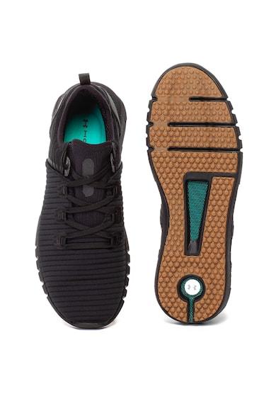 Under Armour Pantofi slip-on cu striatii si HOVR™ SLK, pentru alergare Barbati