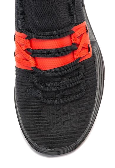Under Armour Pantofi sport din plasa tricotata, pentru antrenament Barbati