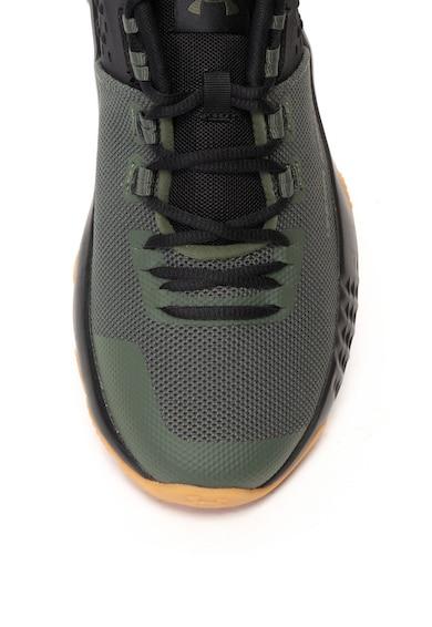 Under Armour Pantofi cu detalii contrastante, pentru fitness Bam Barbati