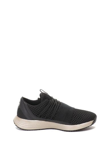 Under Armour Pantofi cu model plasa, pentru alergare Femei