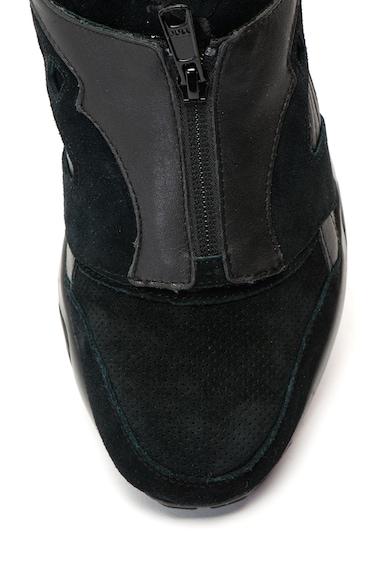 Puma Trinomic Zip nyersbőr&bőr bebújós cipő férfi