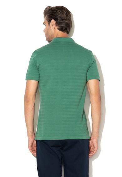 United Colors of Benetton Csíkos galléros póló férfi