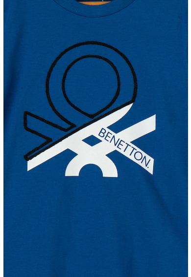 United Colors of Benetton Logómintás felső Fiú
