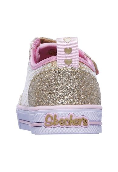 Skechers Pantofi sport cu LED-uri Fete