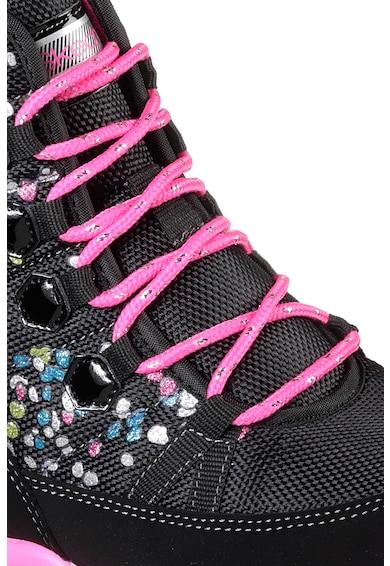 Skechers Lumi Luxe LED fényes csizma Lány