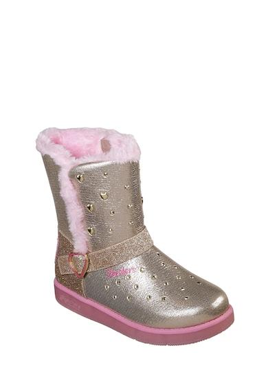 Skechers Боти Twinkle с LED светлини Момичета