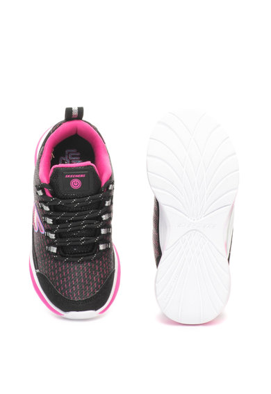 Skechers Pantofi sport cu LED-uri S-Lights® Fete