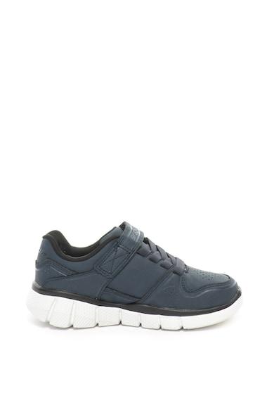 Skechers Equalizre 2.0 ökobőr sneakers cipő Fiú