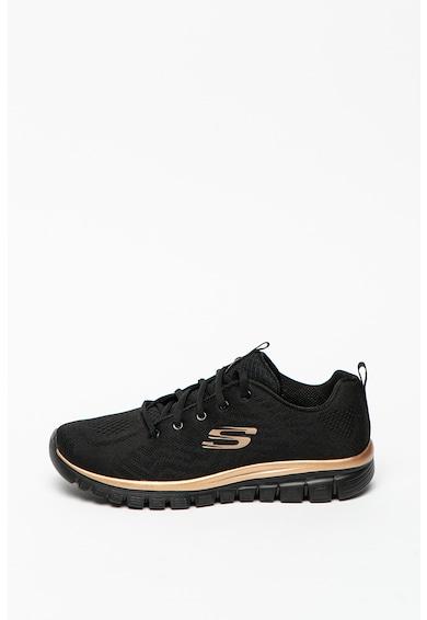 Skechers Pantofi sport de plasa Get Connected Femei