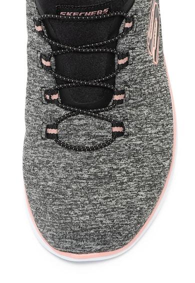 Skechers Summits-Quick Getaway bebújós sneakers cipő női