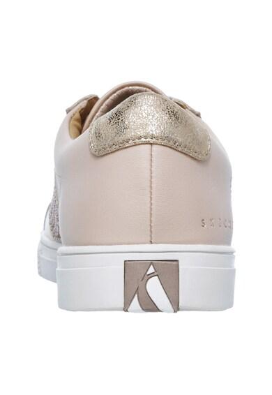 Skechers Спортни обувки Moda Bling Bandit с кожени детайли Жени