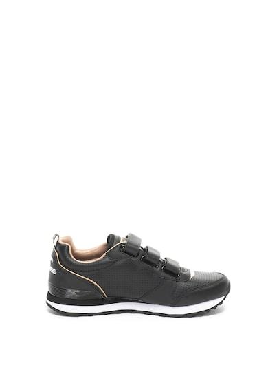 Skechers Og 85 Charmer tépőzáras bőr sneakers cipő női