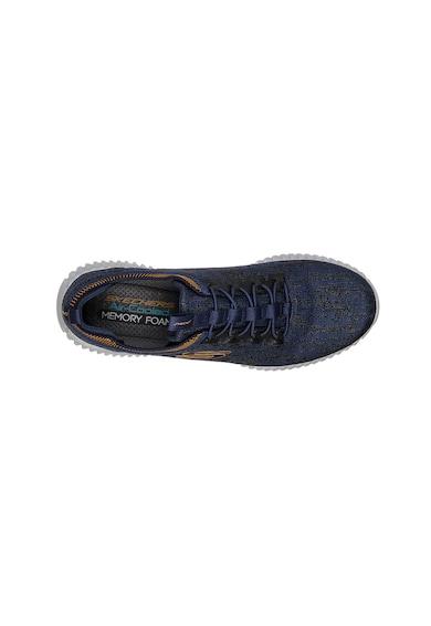 Skechers Elite Flex Hartnell bebújós hálós anyagú sneakers cipő férfi