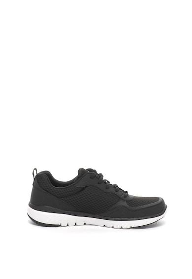 Skechers Спортни обувки Flex Advantage 3.0 с кожа Мъже