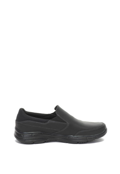 Skechers Glides-Calculous bebújós bőrcipő férfi