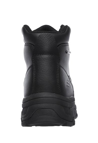 Skechers Ghete impermeabile cu Relaxed Fit®&Air-Cool Memory Foam Morson Sinatro Barbati