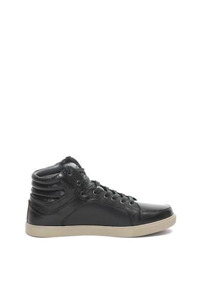 Skechers Volden középmagas szárú bőr sneakers cipő férfi