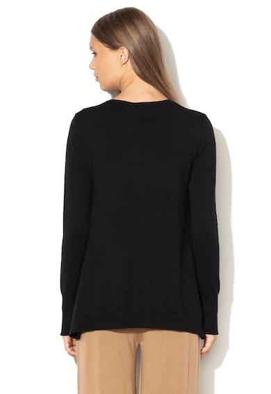 Marella Pulover din tricot fin cu slituri laterale Chicco Femei