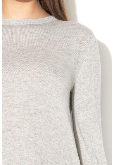 Marella Pulover din amestec de lana, cu mansete tip clopot Femei