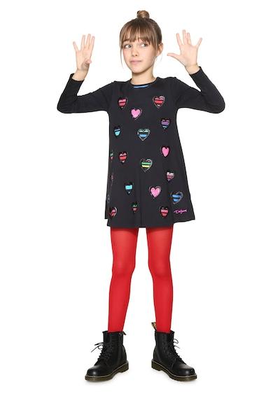 DESIGUAL Baton grafikai mintás ruha Lány