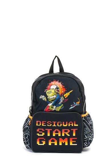 DESIGUAL Moch Sailing hátizsák grafikai mintával Fiú