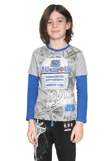 DESIGUAL Блуза Oskar с дизайн 2в1 Момчета