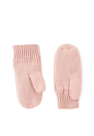 Tom Tailor Kids Плетени ръкавици с шарка Момичета