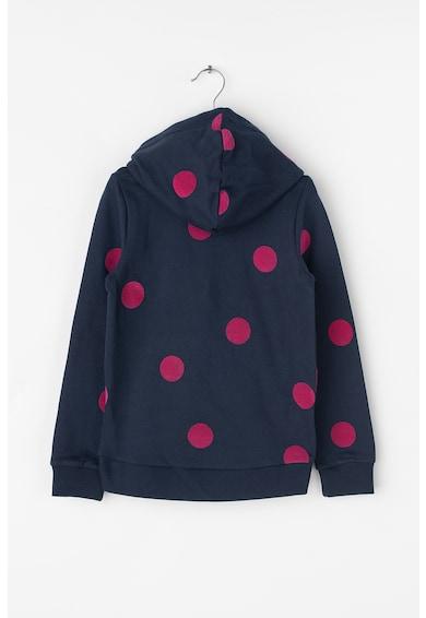 Tom Tailor Kids Mintás kapucnis pulóver Lány
