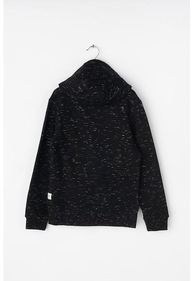 Tom Tailor Kids Kapucnis pulóver oldalhasítékokkal Fiú