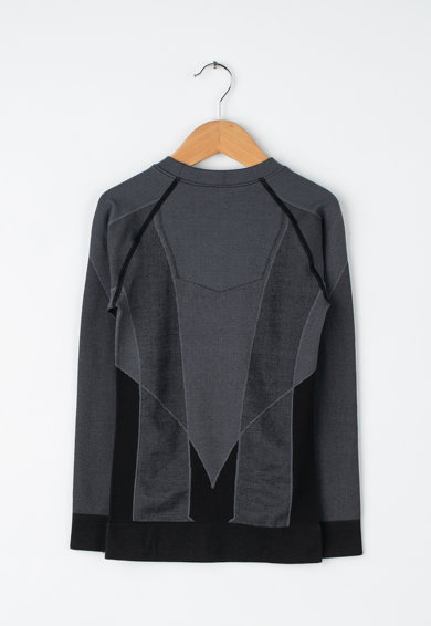 ATHLETIC Bluza termica, pentru schi Fete