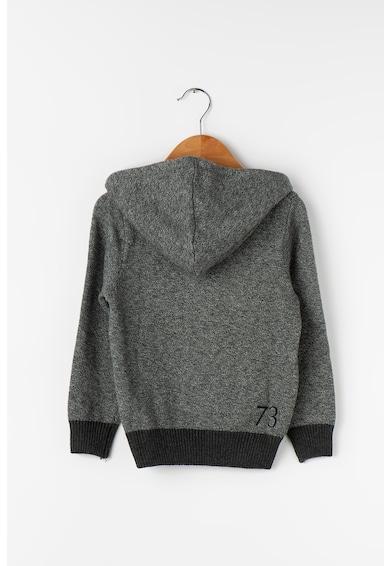 Pepe Jeans London Плетен пуловер Eliot с качулка Момчета