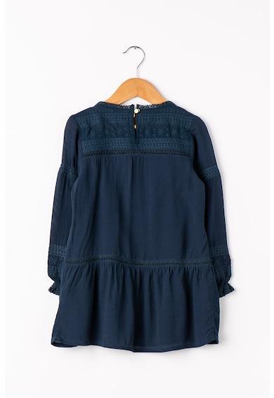 Pepe Jeans London Къса рокля Dalia с бродерии Момичета