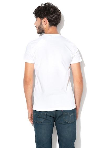 Pepe Jeans London Вталена тениска Pol с лого Мъже