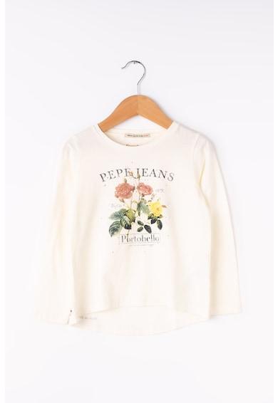 Pepe Jeans London Блуза с щампа Момичета