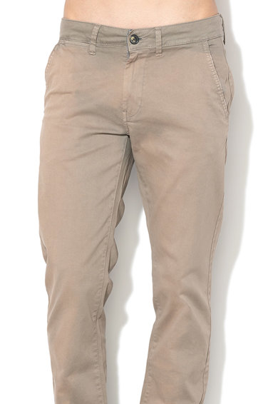 Pepe Jeans London Панталон чино Sloane със стандартна кройка Мъже