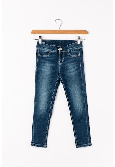 Pepe Jeans London Blugi cu talie inalta Cutsie Fete
