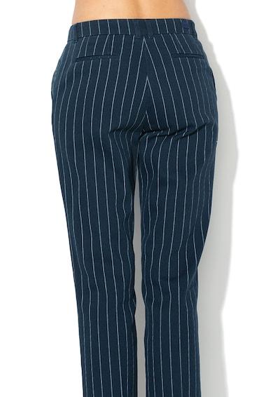 Pepe Jeans London Памучен панталон Kiara на райе Жени