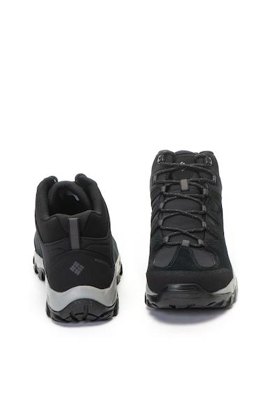 Columbia Непромокаеми обувки Buxton Peak™ с велур Мъже
