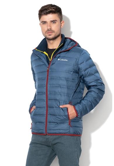 Columbia Lake 22™ pihével bélelt vízálló kapucnis dzseki, Kék, S férfi