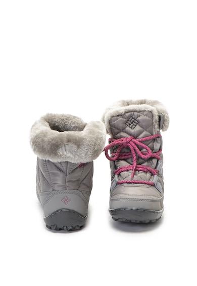 Columbia Ghete de iarna impermeabile cu Omni-Heat™ Youth Minx™ Baieti