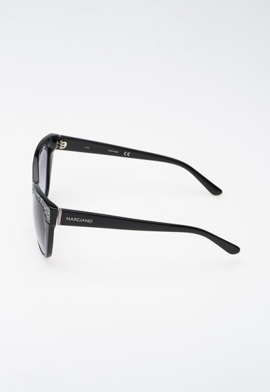 Guess Слънчеви очила с декоративни камъни Жени