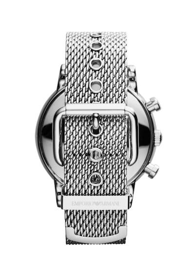Emporio Armani Часовник Luigi с верижка Мъже